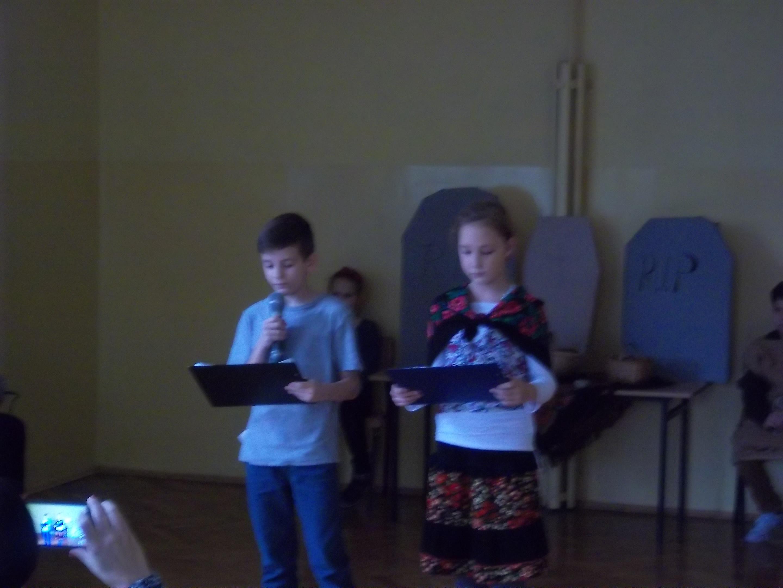 Narratorzy - Sz. Marcela i K. Selwa