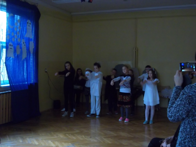 Taniec aktorów