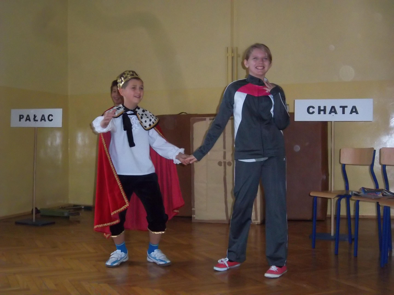 Szalony taniec Kopciuszka i Księcia