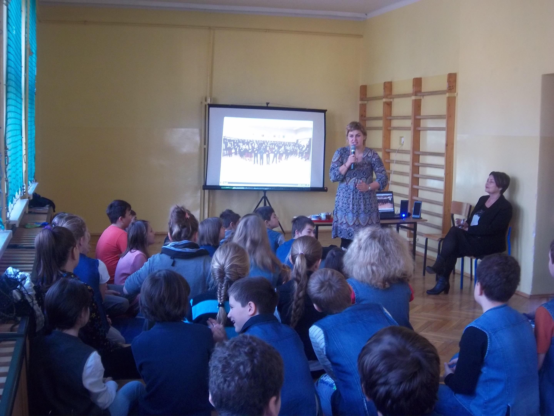 Opowieść o irlandzkiej szkole
